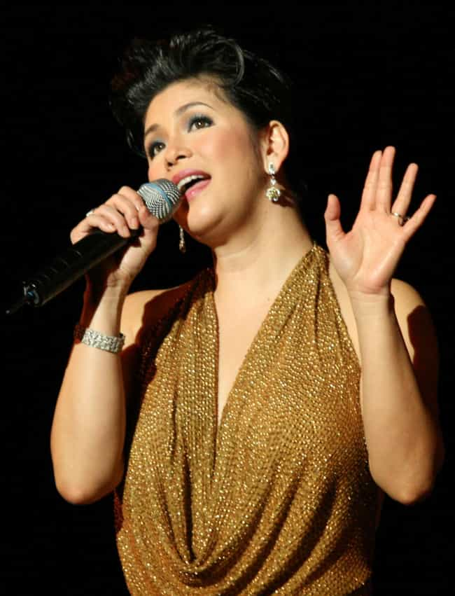 Regine Velasquez is listed (or ranked) 3 on the list Famous Female Theatre Directors