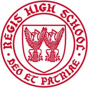 Regis High School is listed (or ranked) 9 on the list The Best Prep Schools in the World