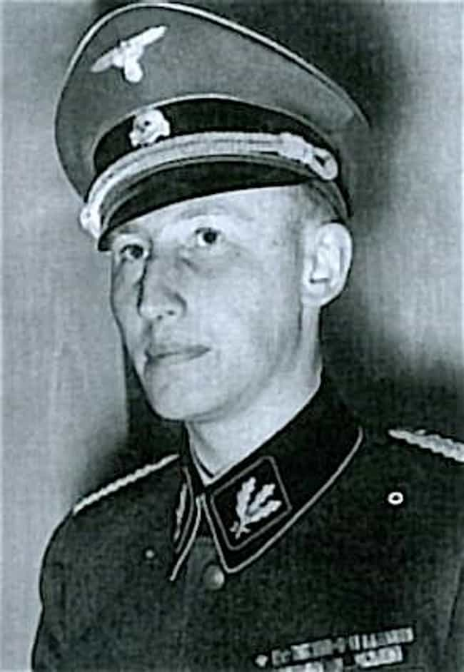 Reinhard Heydrich is listed (or ranked) 4 on the list Famous People Who Died of Sepsis