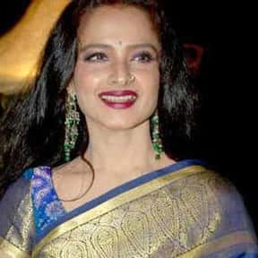 Rekha is listed (or ranked) 2 on the list Full Cast of Nagin Actors/Actresses