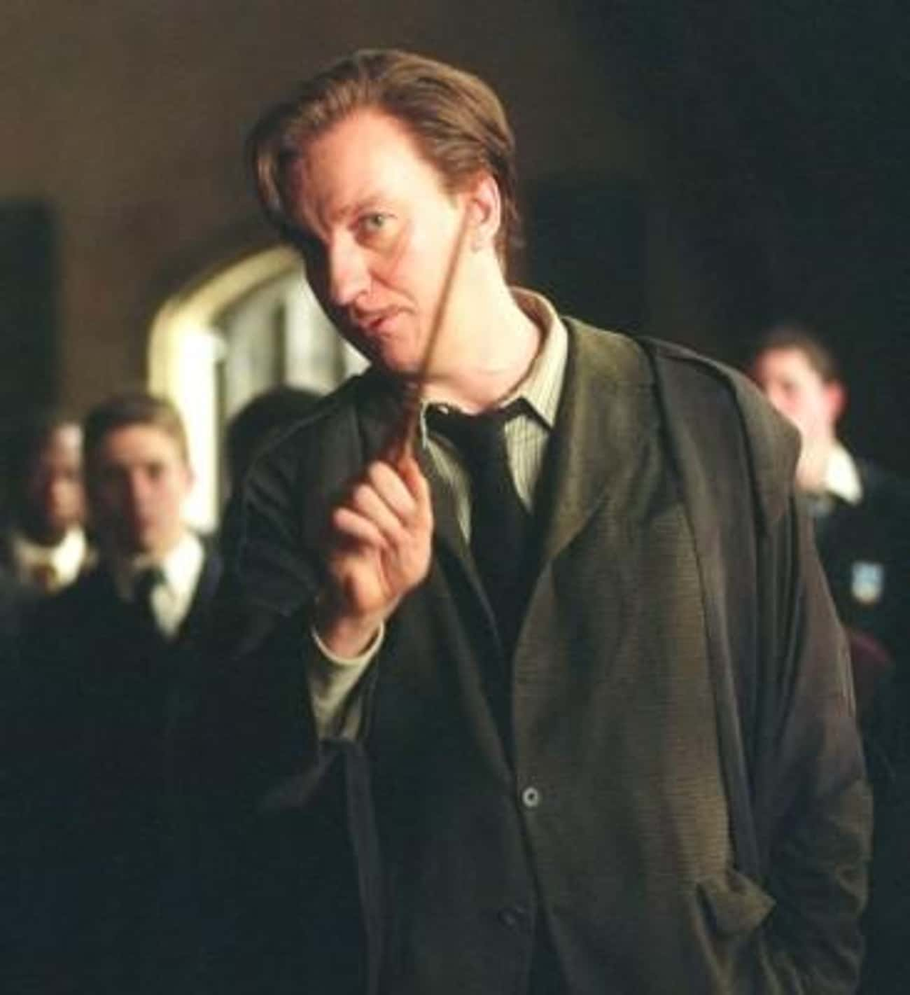 Remus Lupin is listed (or ranked) 1 on the list All the Defense Against the Dark Arts Teachers, Ranked