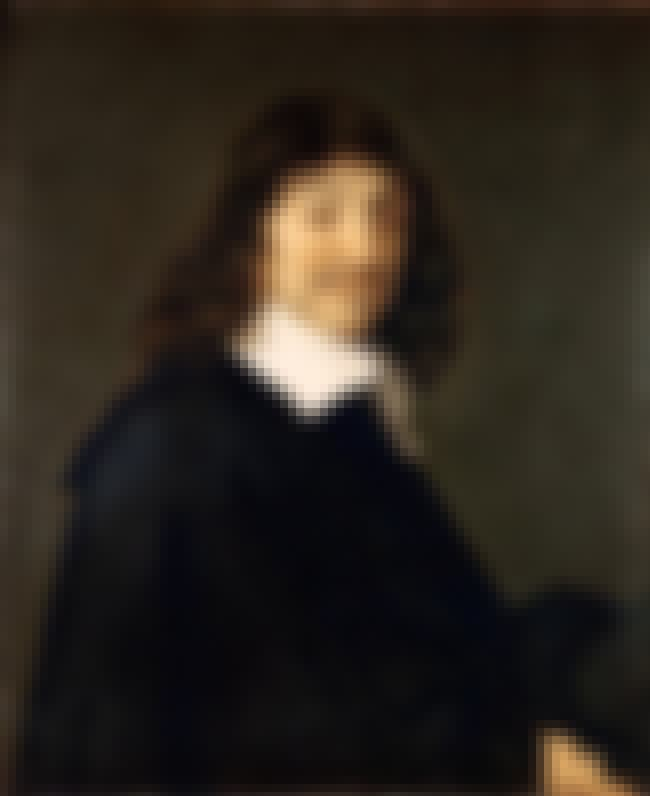 René Descartes is listed (or ranked) 1 on the list Famous Mathematicians from France