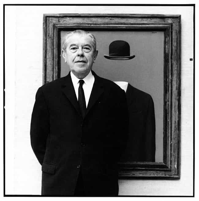 René Magritte is listed (or ranked) 2 on the list The Greatest Famous Surrealist Artists