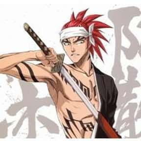 Renji Abarai is listed (or ranked) 4 on the list 30+ Male Anime Characters Who Aren't Afraid to Rock a Ponytail