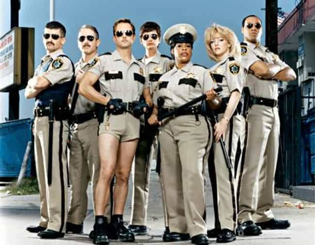 Reno 911! is listed (or ranked) 2 on the list What to Watch If You Love 'Drunk History'