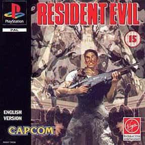 Resident Evil is listed (or ranked) 4 on the list The Scariest Video Games of All Time