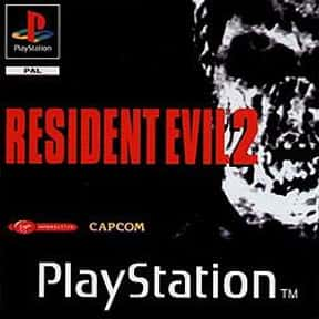 Resident Evil 2 is listed (or ranked) 3 on the list The Scariest Video Games of All Time
