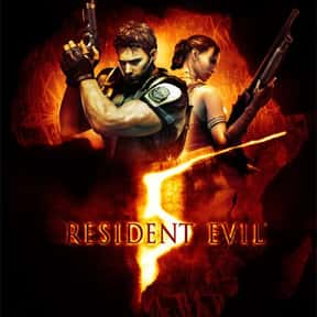 Resident Evil 5 is listed (or ranked) 6 on the list The Best PS3 Survival Horror Games