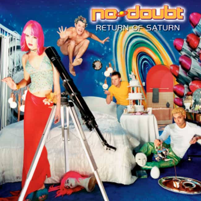 Return of Saturn is listed (or ranked) 2 on the list The Best No Doubt Albums of All Time