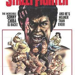Return of the Street Fighter is listed (or ranked) 21 on the list The Best Kung Fu Movies of the 1970s