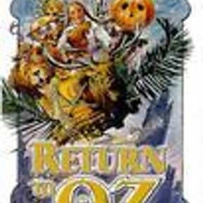 Return to Oz is listed (or ranked) 12 on the list The Best Classic Kids Movies That Are Kind of Dark