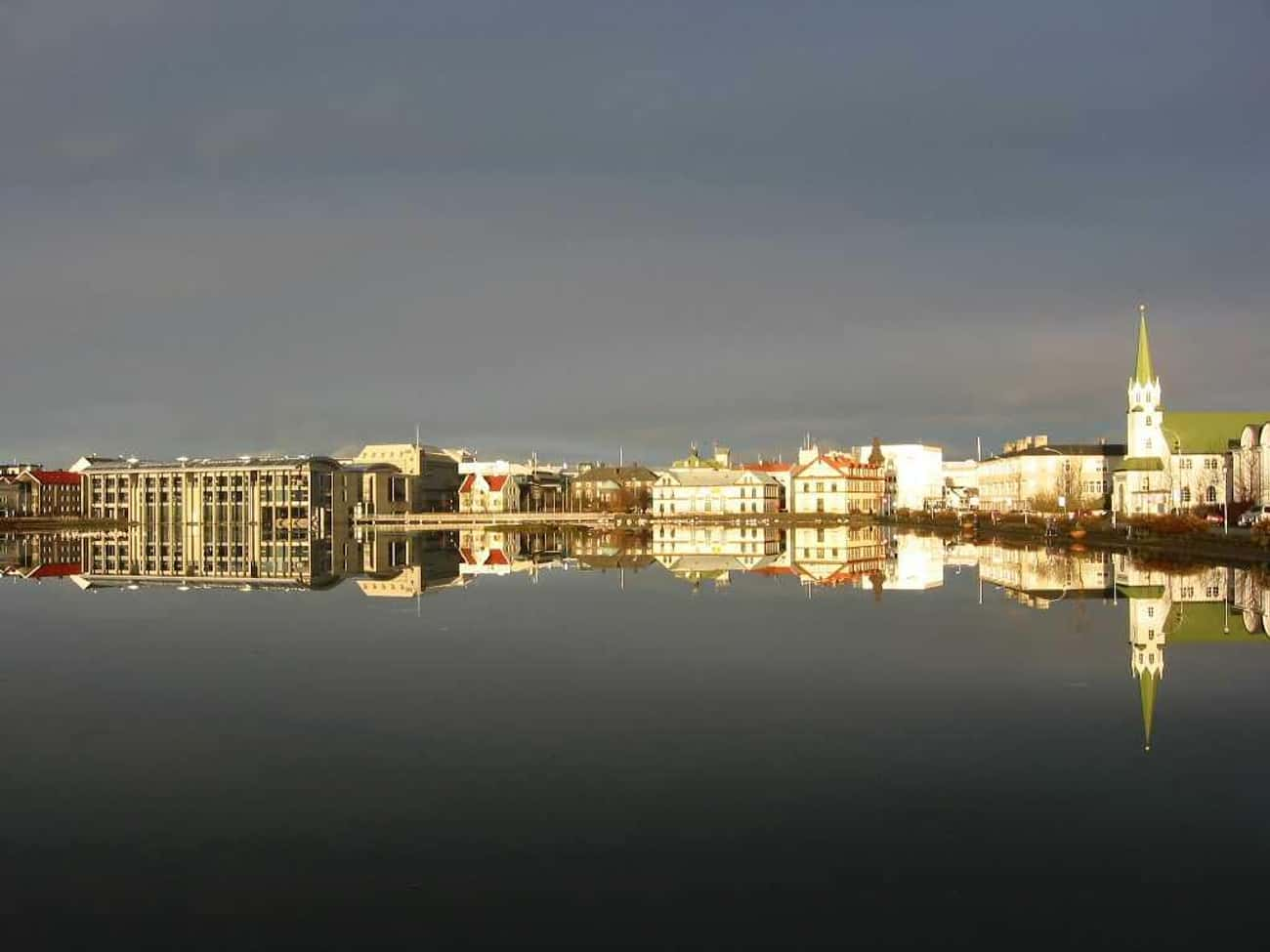 Reykjavik, Iceland is listed (or ranked) 1 on the list Cool & Cheap Off-Season Summer Destinations