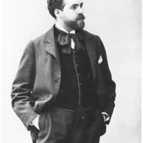 Reynaldo Hahn is listed (or ranked) 8 on the list Famous People From Venezuela