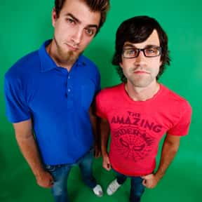 Rhett And Link is listed (or ranked) 8 on the list The Best YouTubers Of All Time