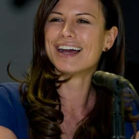 Rhona Mitra is listed (or ranked) 9 on the list Strike Back Cast List