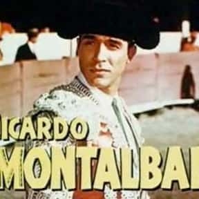 Ricardo Montalbán is listed (or ranked) 4 on the list Popular Film Actors from Mexico