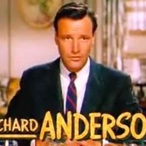 Richard Anderson is listed (or ranked) 2 on the list Full Cast of Scaramouche Actors/Actresses