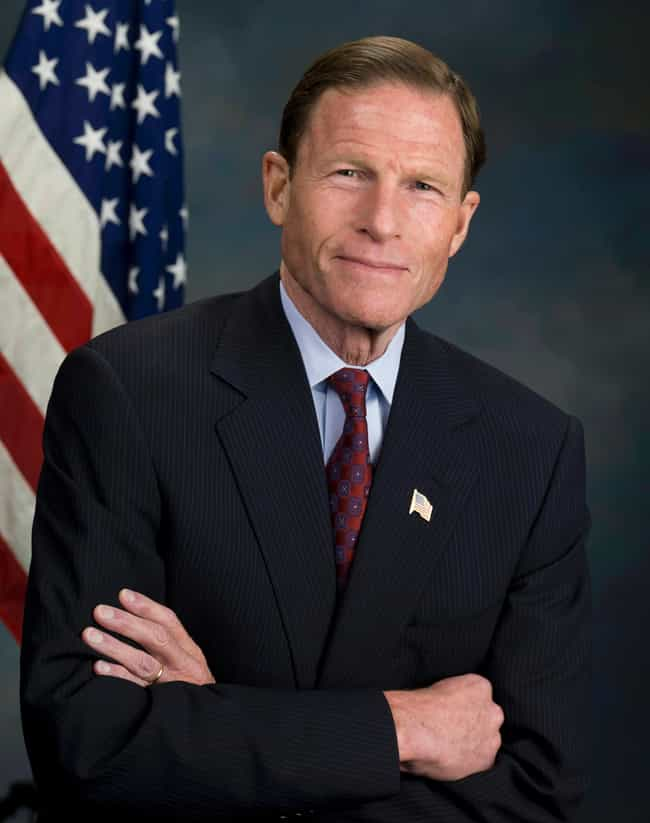 Richard Blumenthal is listed (or ranked) 8 on the list Current Jewish Senators