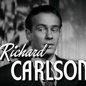 Richard Carlson is listed (or ranked) 13 on the list Full Cast of King Solomon's Mines Actors/Actresses