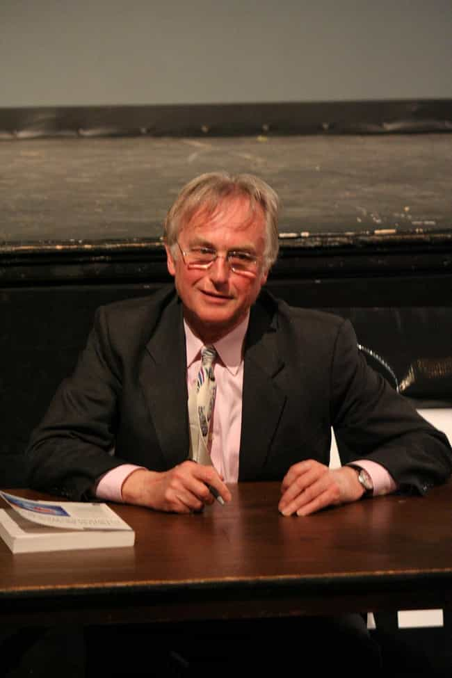 Richard Dawkins is listed (or ranked) 1 on the list List of Famous Evolutionary Biologists