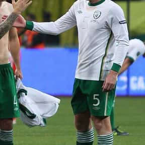Richard Dunne is listed (or ranked) 23 on the list The Best Soccer Players from Ireland
