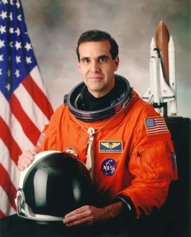 Richard Mastracchio is listed (or ranked) 5 on the list Famous Astronauts from Italy