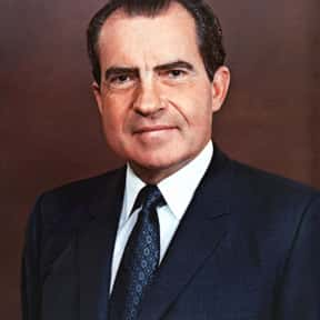 Richard Nixon is listed (or ranked) 22 on the list Famous People Buried in California