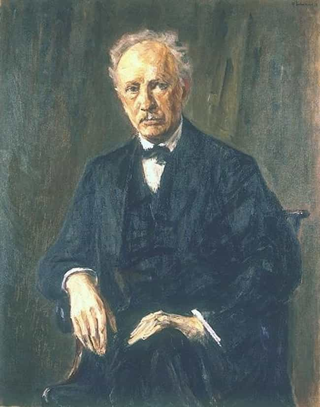 Richard Strauss is listed (or ranked) 2 on the list List of Famous Book Editors