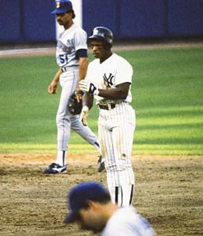 Rickey Henderson is listed (or ranked) 2 on the list Famous Oakland Technical High School Alumni