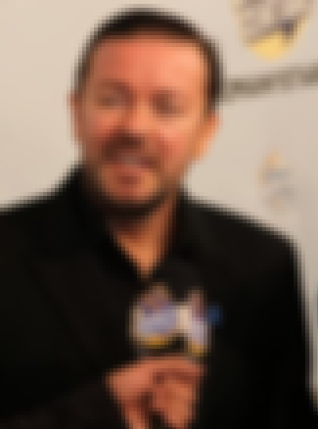 Ricky Gervais is listed (or ranked) 1 on the list List of Famous Television Writers