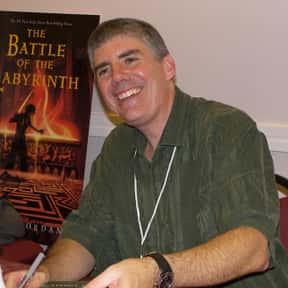 Rick Riordan is listed (or ranked) 25 on the list The Best Fantasy Authors