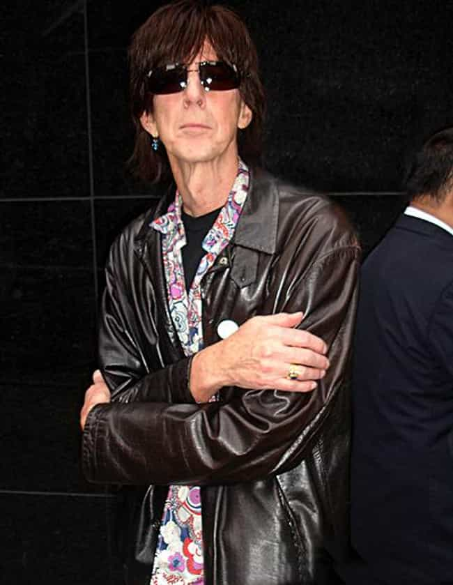 Ric Ocasek is listed (or ranked) 2 on the list Celebrities Who Died In 2019