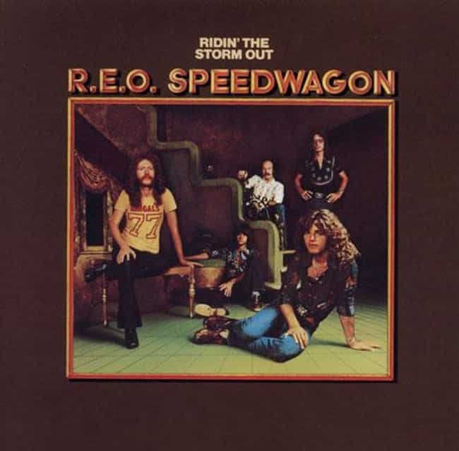 Ridin' the Storm Out is listed (or ranked) 5 on the list The Best REO Speedwagon Albums of All Time