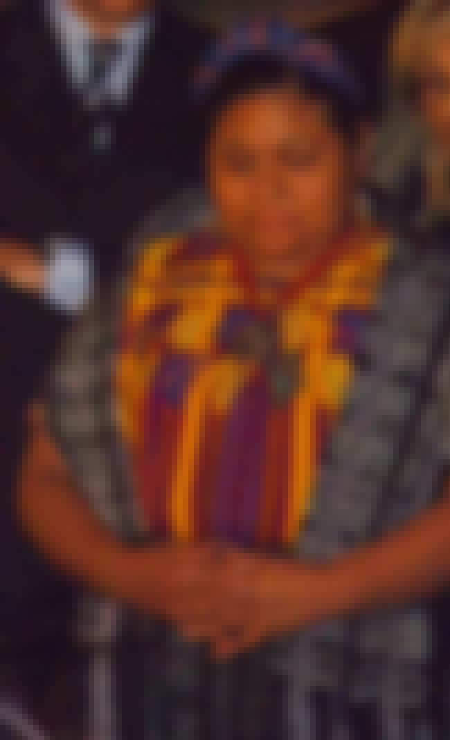 Rigoberta Menchú is listed (or ranked) 7 on the list Famous Writers from Guatemala