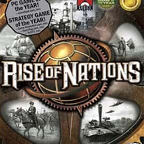 Rise Of Nations is listed (or ranked) 19 on the list The Best Base Building Games On Steam