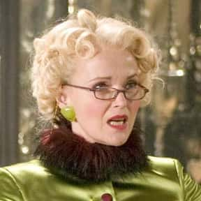 Rita Skeeter is listed (or ranked) 2 on the list The Best Fictional Journalists, Reporters, and Newscasters