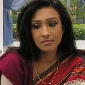 Rituparna Sengupta is listed (or ranked) 17 on the list Famous Film Actors From Kolkata