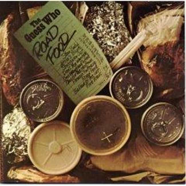 Road Food is listed (or ranked) 4 on the list The Best Guess Who Albums of All Time