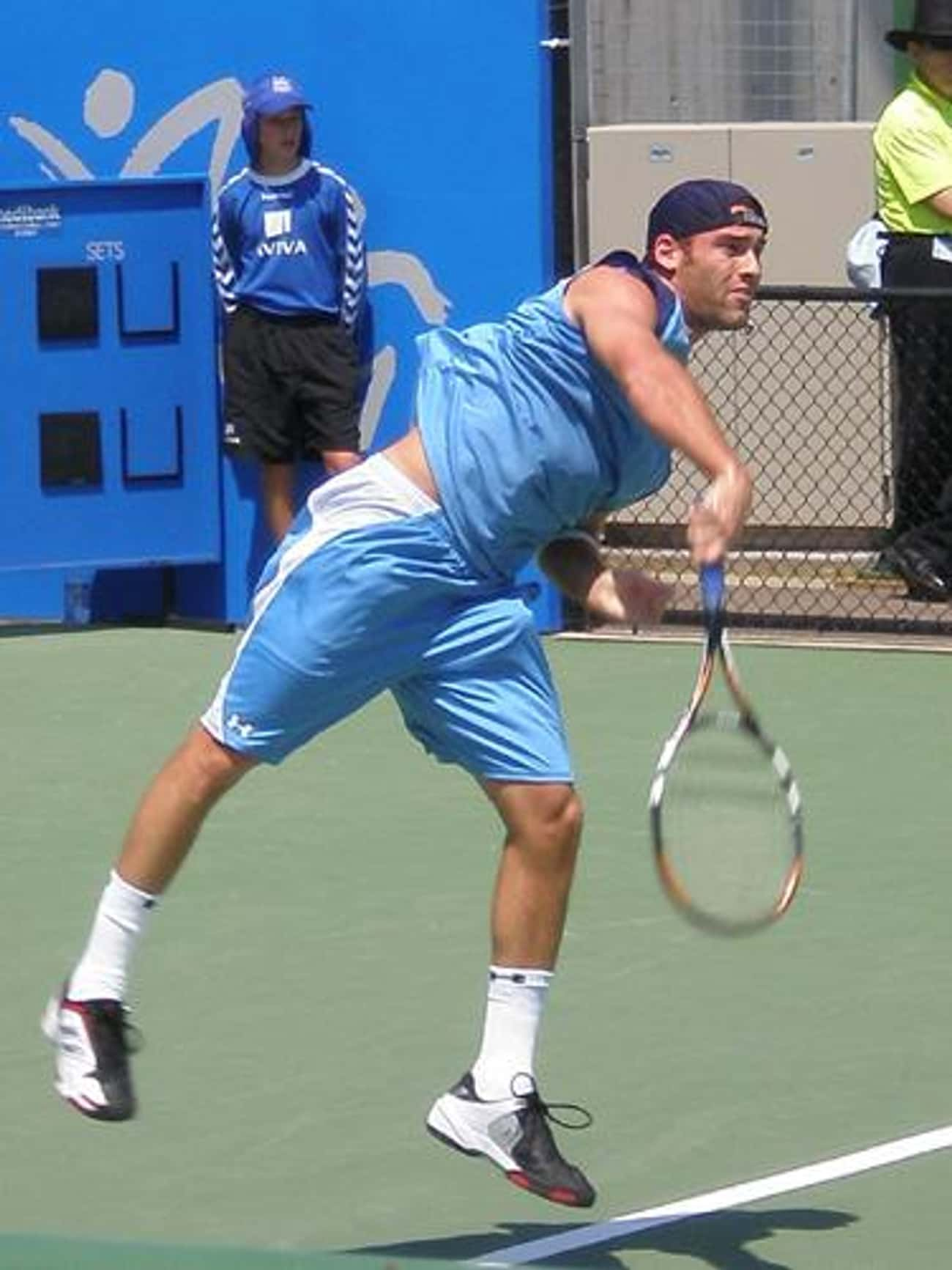 Robby Ginepri is listed (or ranked) 2 on the list Famous Joseph Wheeler High School Alumni