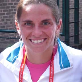 Roberta Vinci is listed (or ranked) 15 on the list The Shortest Women's Tennis Players Of All Time, Ranked