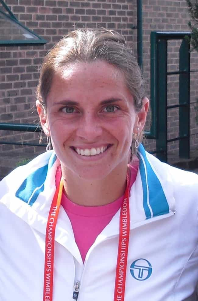 Roberta Vinci is listed (or ranked) 4 on the list The Best Tennis Players from Italy