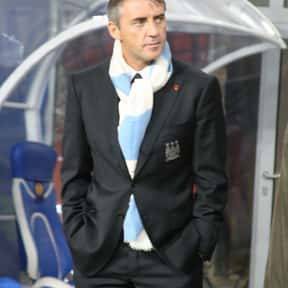 Roberto Mancini is listed (or ranked) 17 on the list The Best Current Soccer Coaches/Managers