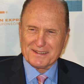 Robert Duvall is listed (or ranked) 7 on the list The Greatest Actors & Actresses in Entertainment History