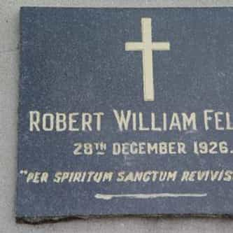 Robert Felkin