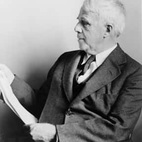 Robert Frost is listed (or ranked) 2 on the list The Best American Poets