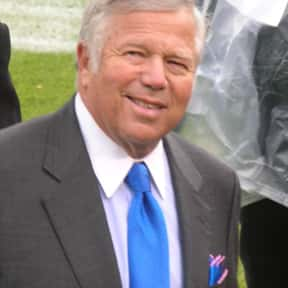 Robert Kraft is listed (or ranked) 17 on the list List of Famous Real Estate Developers