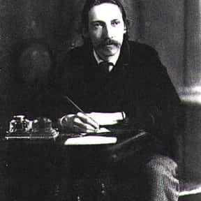 Robert Louis Stevenson is listed (or ranked) 12 on the list The Best Writers of All Time