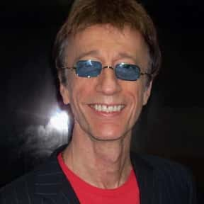 Robin Gibb is listed (or ranked) 7 on the list Famous People Named Robin