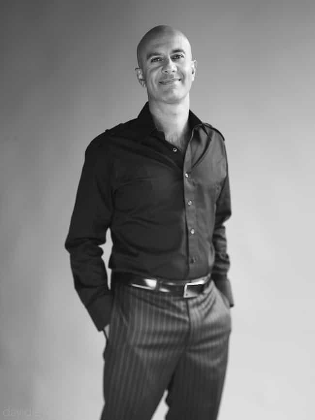 Robin Sharma is listed (or ranked) 4 on the list Famous Male Public Speakers
