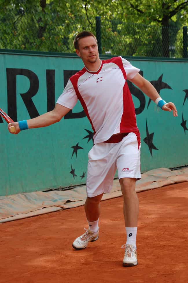 Robin Söderling is listed (or ranked) 4 on the list The Best Tennis Players from Sweden